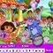 Dora find the letter game